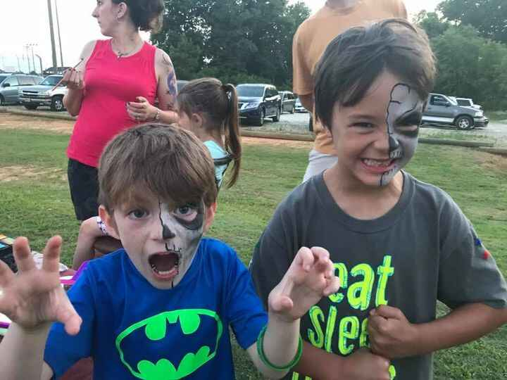 Cleveland Community Movie Night at GCAA was a wonderful time! Nice families and cute kids and a beautiful night! Join us...