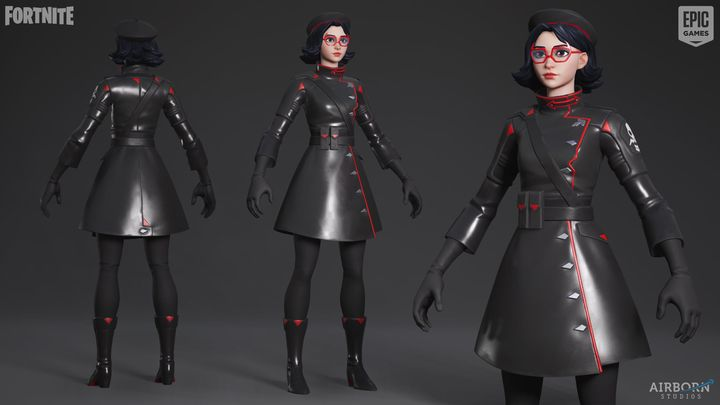 Greetings, people of Facebook! Meet another Fortnite combatant yours truly got to do 3D work on: Rue! 😊ArtStation: https...