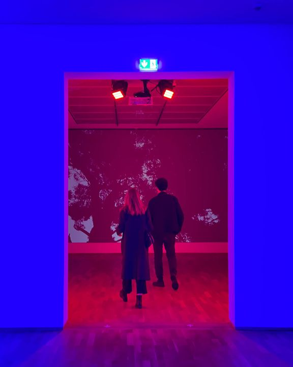 Hooray, still the whole Berlin Art Week weekend in front of us! What's on today? Openings at Brücke-Museum, nGbK Berlin ...