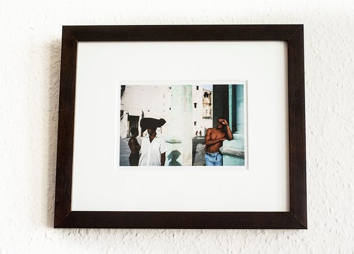 Today was a Big Day: I just got a brand-new print from Magnum Photos NY, part of their initiative Magnum Square Print. A...