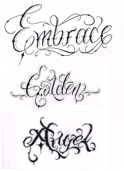 Wir sind froh euch als eines der wenigen Studios in Berlin Custom Lettering Tattoos anbieten zu können. Dies ist nur ein...