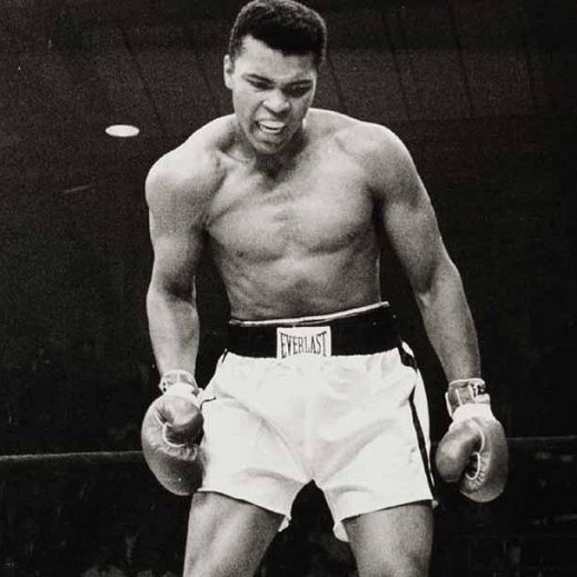 Such a BIG BIG loss for our world. Just unbelievable😢 Rest in Peace Muhammad Ali - The Greatest Of All Time!