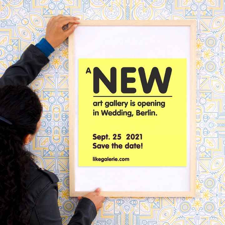 Hello family,I know ... We have been quiet over recent weeks as we work on the new @likegalleryberlin space.Good news is...
