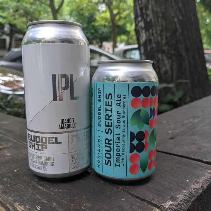 Our good friends at Buddelship from Hamburg brought us some really incredible new beers.In the tallboy there, we have an...