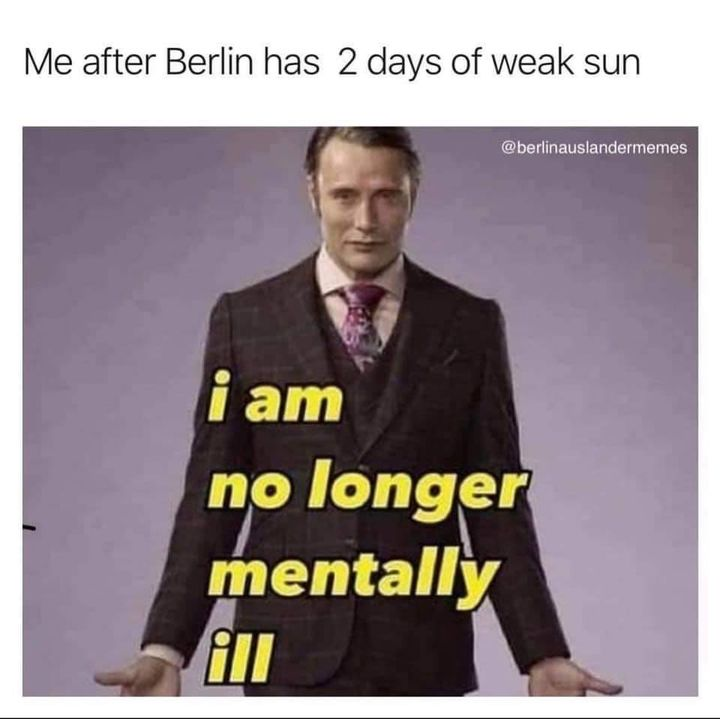 """YA'LL JUST SURVIVED A YEAR IN BERLIN WITHOUT CLUBS I think everybody who made it and still lives here deserves an """"echte..."""