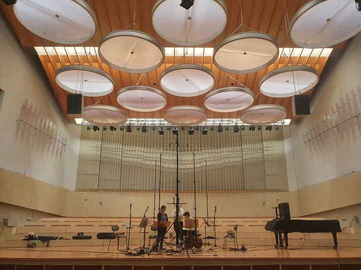 Dear Friends, tune in tomorrow (March 2, 2021) for our radio broadcast on Deutschlandfunk Kultur, where we're thrilled t...