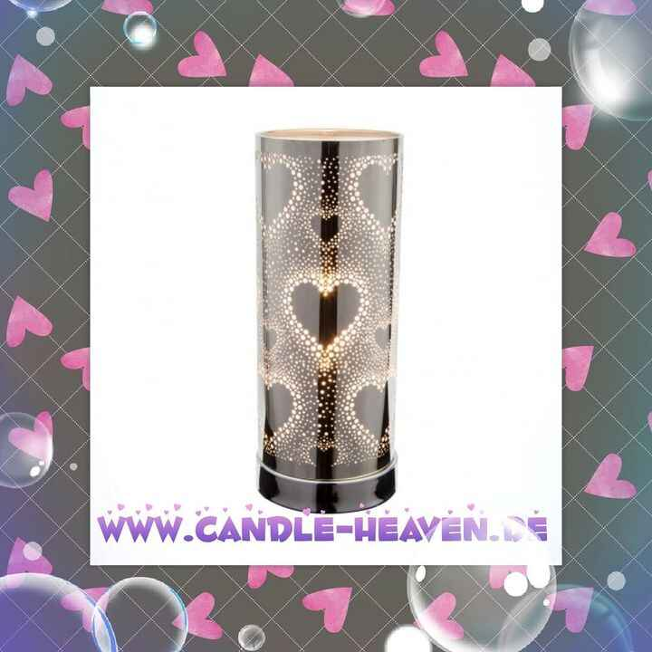 Elektrische Duftlampe Hearts https://candle-heaven.com/duftlampen-aroma-diffuser-/5071-aroma-lampe-duftlampe-mit-touch-c...