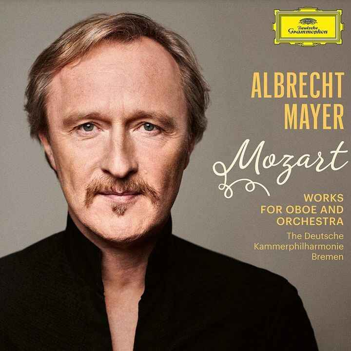 Albrecht Mayer's wonderful new Mozart album – recorded in July 2020 – with the @dkambremen and the amazing @vitaljulianf...