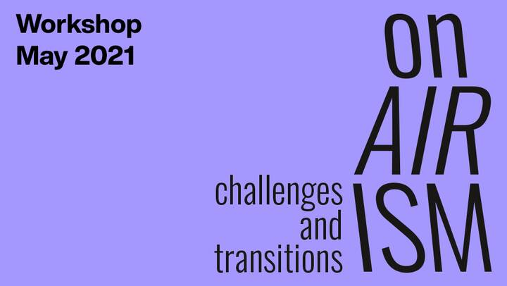 First onAIRISM - challenges and transitions workshop today organized by the IGBK Berlin!  With onAIRISM, the IGBK is rea...